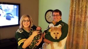 Family Photo (Throwback Thursday)